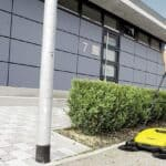 Some of the Karcher models are certainly the best outdoor floor sweepers. See how other models compare including cordless and push from Ryobi, Stiga and Hyundai