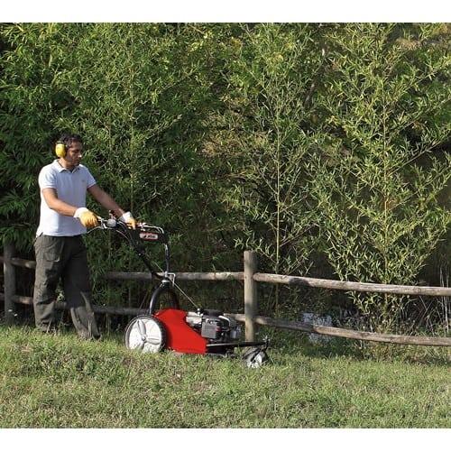 Efco DR51VB6 Petrol Wheeled Brushcutter