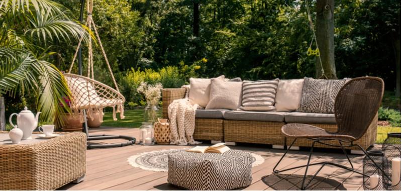 Best outdoor sofa set ideas for your garden