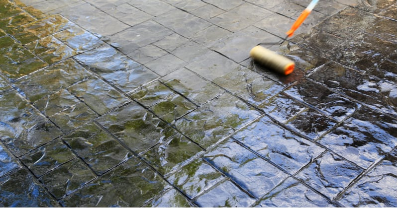 Best patio sealers for paving, concrete, slate, stone and block paving
