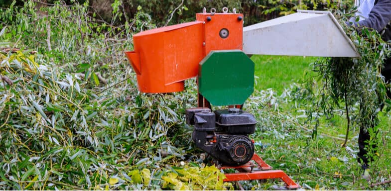 Top 5 Best wood chipper for turning thick branches into wood chips and mulch