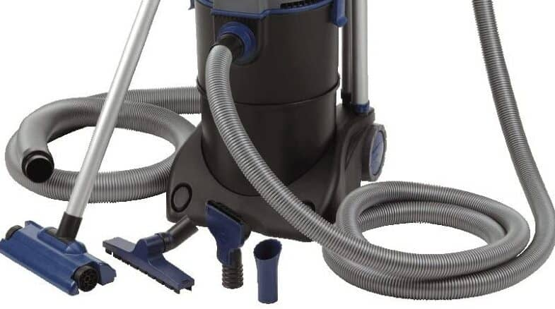 Top 4 best pond vacuum cleaners, comparison and reviews