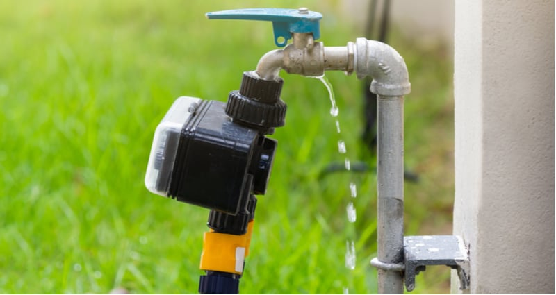 Best smart water timers to automate watering and control watering from anywhere using the cloud
