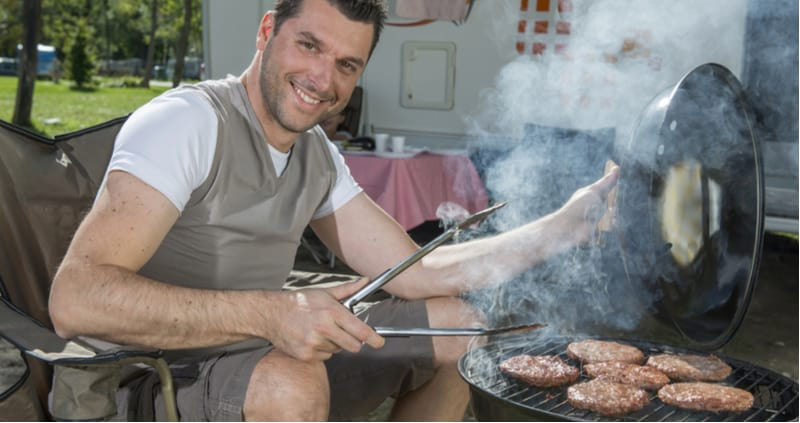Best BBQ for Caravans and Motorhomes