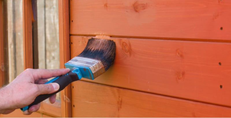 Best paints for painting shed to keep them from rotting