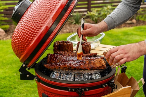 Features of a smoker BBQ