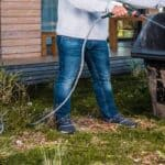 The best cordless pressure washers which run of lithium-ion batteries