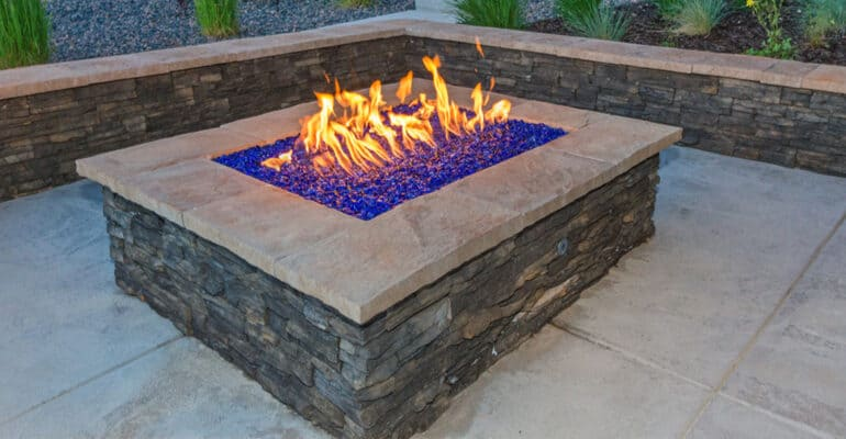 best gas fire pits reviews
