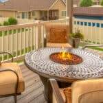 Some of the best patio tables with fire pits