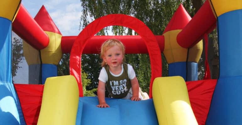 Best bouncy castles for gardens