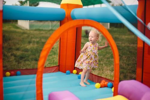 bouncy castle size comparisons