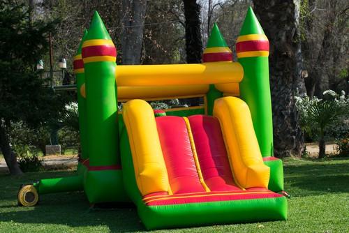Choosing a bouncy castle