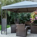 The best gazebos for windy and exposed sites - heavy duty models designed with winy areas in mind