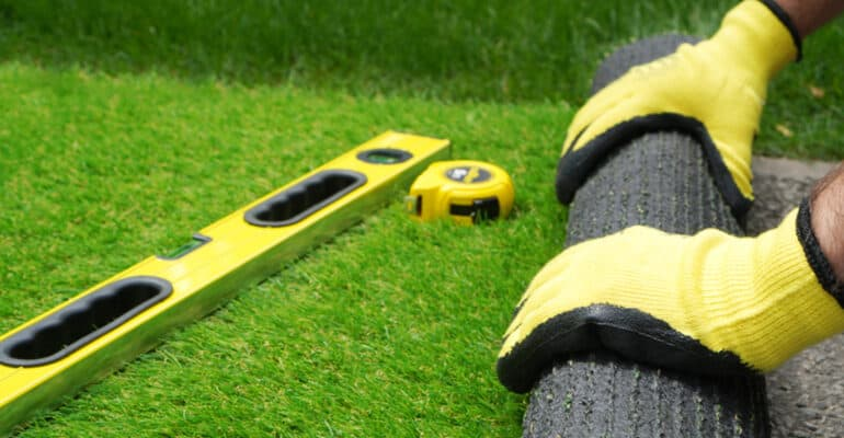 Best Artificial Grass for creating a realistic fake lawn