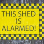 Best shed alarms for securing your garden equipment and tools