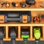 In this review, I solved the issue with storing my collection of power tools by using what I think is the best power tool organiser storage solution.