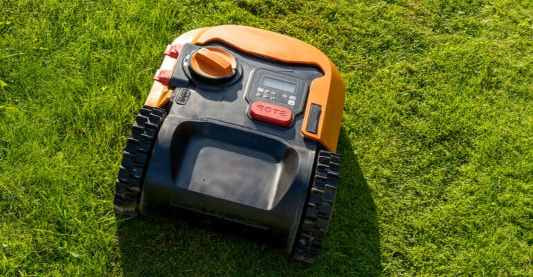 Need to know how do robot lawn mowers work? Read my step by guide from installing the perimeter wire to programming the mower on the keypad and setting up the charging station